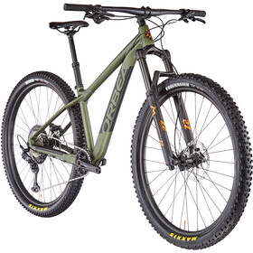 Orbea Laufey H10, green/orange